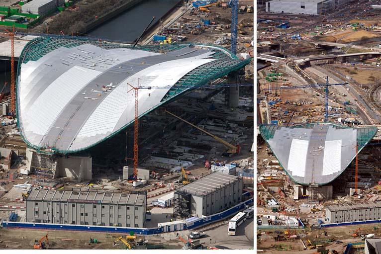 Bbc sport olympic stadium pictures
