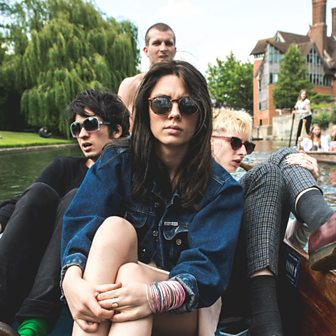BBC Sound of 2015 - Wolf Alice