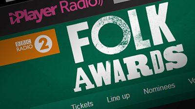 How to watch and listen to the 2017 Folk Awards