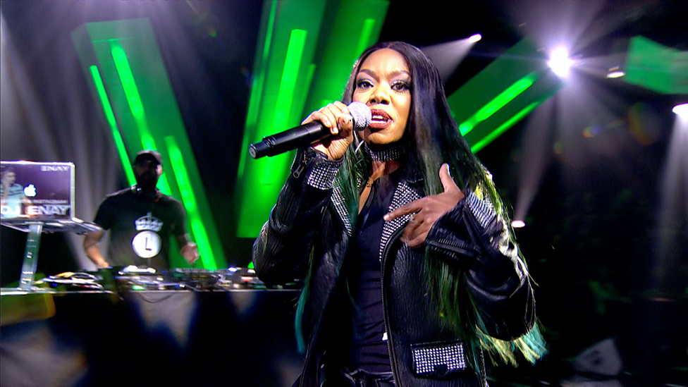 [WATCH] Lady Leshurr - Black Panther