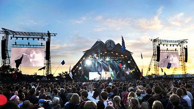 Which Glastonbury Stage Are You?