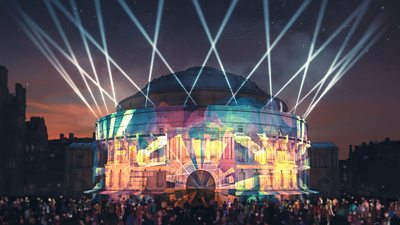 The light fantastic! Meet the people getting the Proms off to a spectacular start