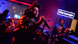 Watch The Weeknd's full Live Lounge performance