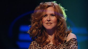 Singer, famous for fronting T'Pau