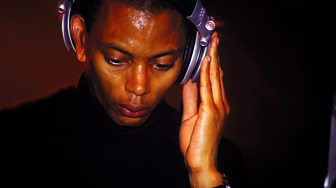 Jeff Mills, producer, composer, Axis Records label boss