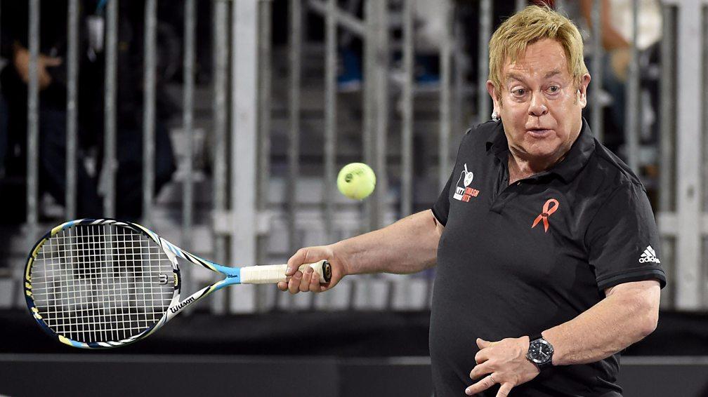 Tennis single dating UK