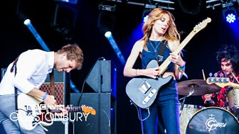 BBC Glastonbury 2015 - Wolf Alice