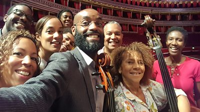The inspirational real-life stories of seven Chineke! musicians