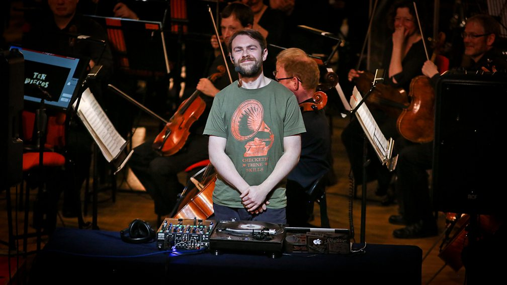 Mr Switch with the BBC Concert Orchestra