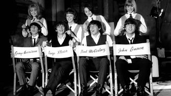 [LISTEN] BBC Archive - Should The Beatles have been awarded MBEs?