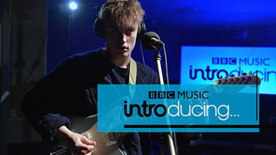 WATCH // Sam Fender in session for BBC Music Introducing