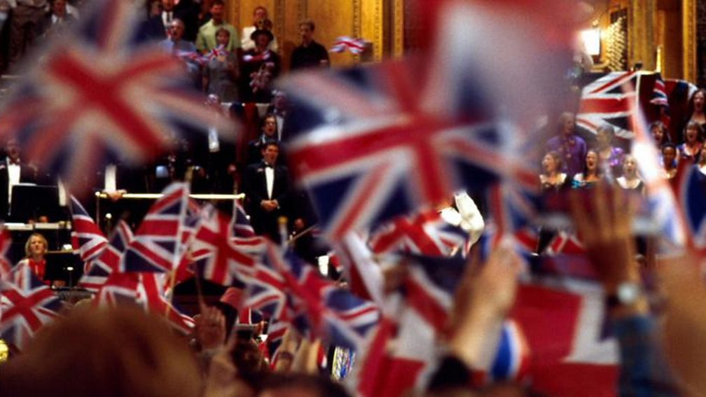 The Last Night of the Proms, 2001