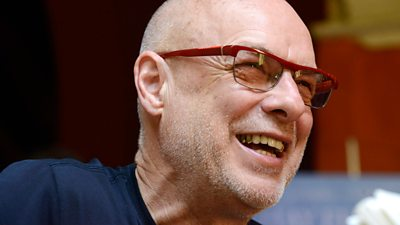 The best quotes from Brian Eno's John Peel Lecture
