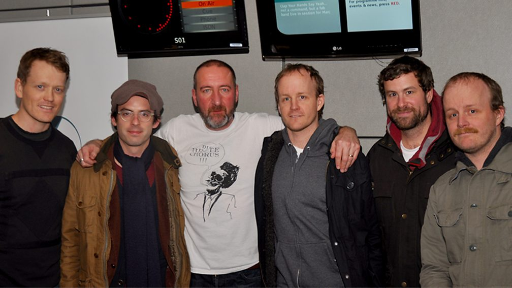 Clap Your Hands Say Yeah with Marc Riley, 2012
