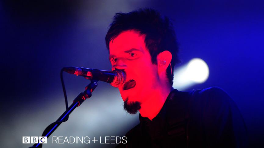 Bbc Reading Leeds Festival Pendulum
