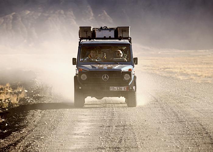 schild range rover parking only