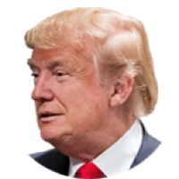 Headshot of Donald Trump