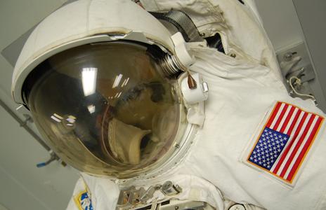 Understanding Space Suit Technology Bbc News