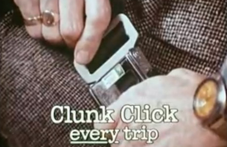 Résultats de recherche d'images pour «clunk click every trip»