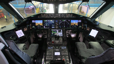 BBC News - Dreamliner: The modern aircraft plagued with problems