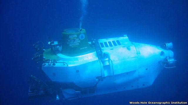 Bbc news ocean trench take a dive 11000m down alvin deep diving sub publicscrutiny Choice Image