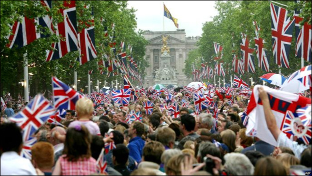 Bbc News Royal Wedding The Route On The Day