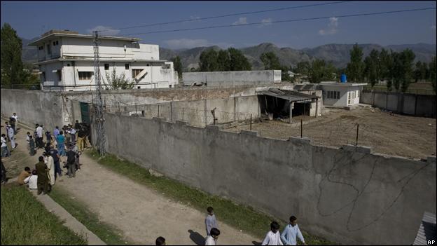 BBC News - Osama Bin Laden's death: How it happened