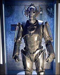 Doctor Who: The Rise Of The Cybermen