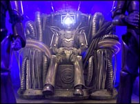 Cyberleader in Doctor Who The Age Of Steel