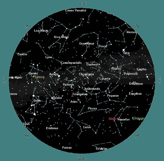 Munwar: Sky Map