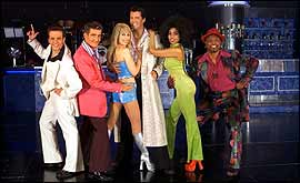 BBC - Northamptonshire - On Stage - Review Boogie Nights