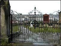 Graveyeard Gates