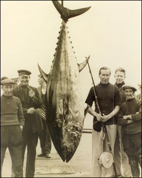 Bbc north yorkshire history gallery fishing heritage for History of fishing