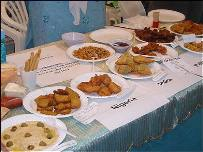 Food at Iftaar