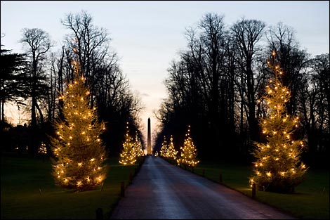 Bbc North Yorkshire Christmas Hello Castle Howard