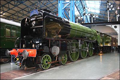 Bbc North Yorkshire In Pictures Tornado Steam Train