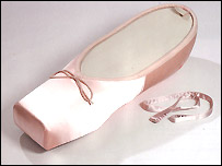 The Ballet Shoe Coffin