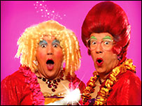 BBC - Nottingham - Entertainment - Christmas Pantos 2006/