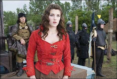 Lady Marian (Lucy Griffiths)
