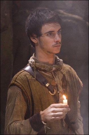 Harry Lloyd as Will Scarlett
