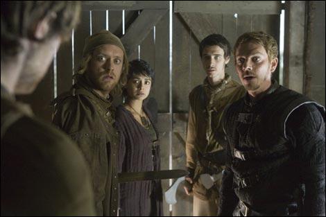 Robin Hood's gang