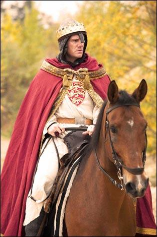 Steven Waddington as King Richard