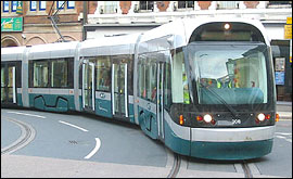 The Nottingham tram may be the newest but but is it the best in the