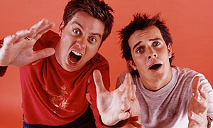 Speaking, dick and dom in da bungallow situation familiar