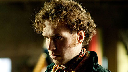 Rafe Spall as William Holman Hunt