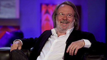 pictures benny andersson