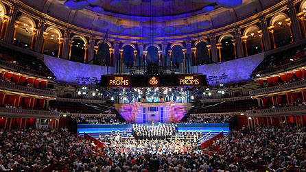 BBC Proms at Royal Albert Hall © BBC/Chris Christodoulou