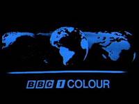 BBC 1 Ident - 1969