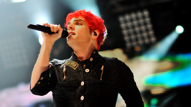 My Chemical Romance at Big Weekend 2011