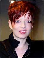 Shirley Manson Short Hair